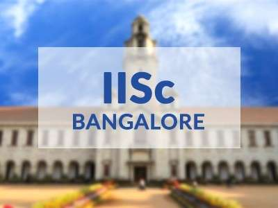 Improve your JEE and NEET ranks to get into India's best, IISc Bangalore
