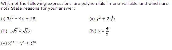 Chapter 6 Factorisation of Polynomials - RD Sharma Solutions