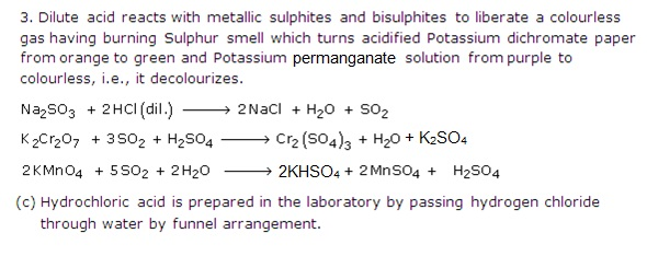 A What Will You Observe When I Dilute Sulphuric Acid Reacts With