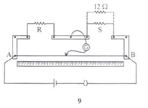 Enjoyable In A Meter Bridge The Null Point Is Found At A Distance Of 40 Cm Wiring 101 Cranwise Assnl