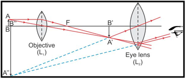 Draw a ray diagram to show the image formation by a compound draw a ray diagram to show the image formation by a compound microscope ccuart Gallery