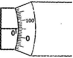 a screw gauge has a least count of 0 001cm and zero error +0 005 cm  draw a  neat diagram to represent it  ( assume the pitch to be 1 mm)