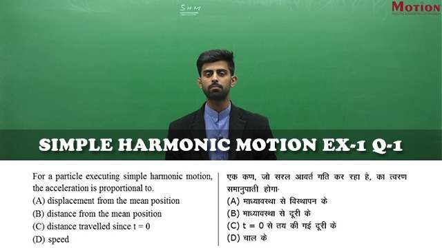 IIT JEE Physics - Oscillations And Waves free Notes, Solved