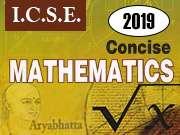 Selina Concise Mathematics X