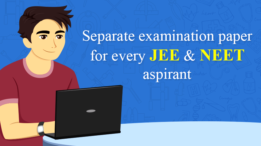 NTA to implement separate papers for JEE & NEET