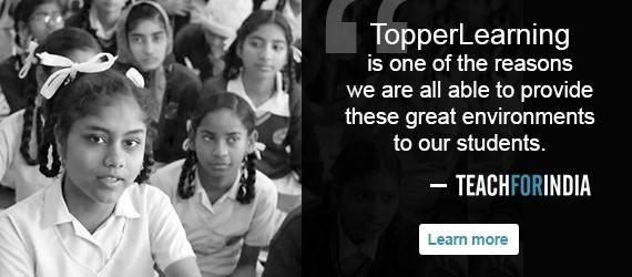 Teach For India!