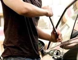 CBI officer's car stolen