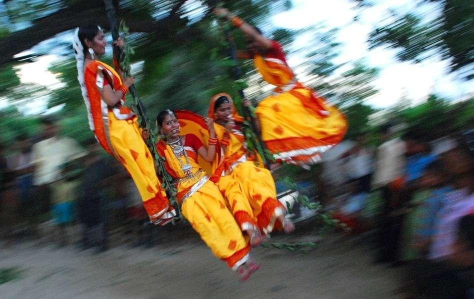 Monsoon Festivals of India