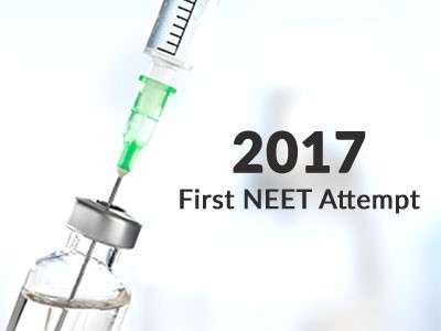 NEET UG 2017 to be First of the Three Attempts