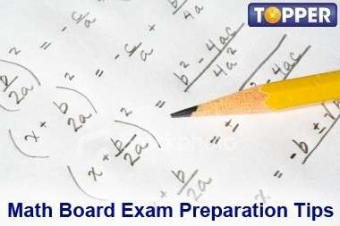 How to Prepare Smartly for Class XII Math Boards?