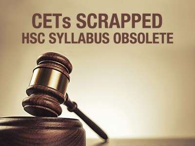 Maharashtra HSC Board Syllabus No More Relevant for NEET and JEE Entrances, CET Scrapped