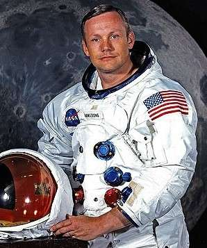 Neil Armstrong: One Small Step for a Man, One Giant Leap for Mankind