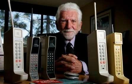 Evolution of Mobile Phones