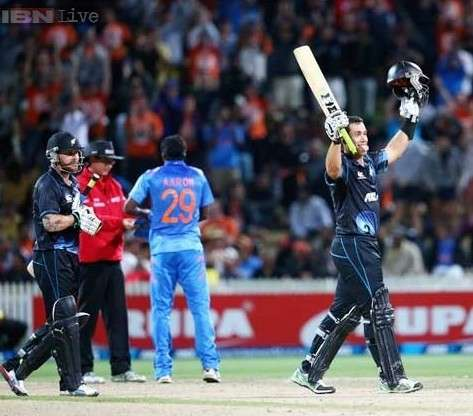 4th ODI: Hapless India concede series 3-0 after 7-wicket loss to NZ