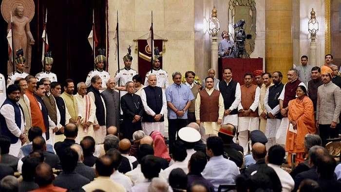 Modi's New Cabinet