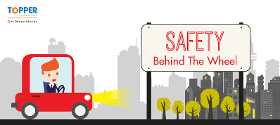 Infographic: Safety Behind The Wheel