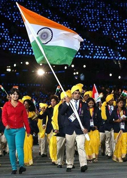 India at the Olympics since 1900