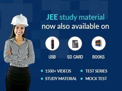 JEE study materials And Video Lecture in USB, SD card and Printed books