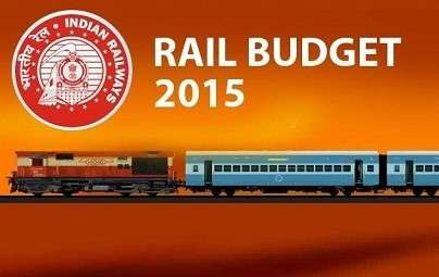 Top 16 Highlights of the Rail Budget 2015