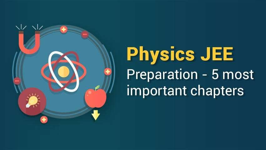 Physics JEE Preparation - 5 most important chapters