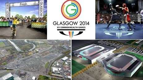 Commonwealth Games 2014 Schedule