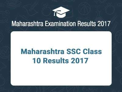 Maharashtra MSBSHSE SSC Class 10th Result 2017 Date and Time
