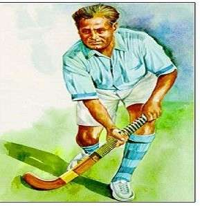 Dhyan Chand: The Great Indian Hockey Wizard