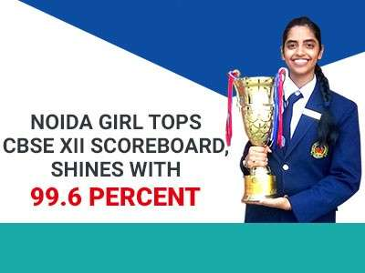 CBSE XII 2017 Results: Noida girl tops CBSE XII scoreboard, shines with 99.6 percent
