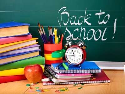 Back to School: Get Ready for the First Day at School