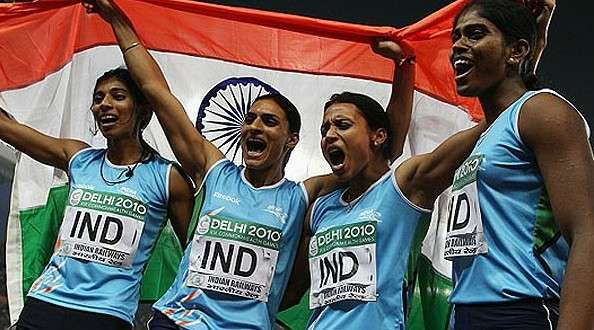 India At the Commonwealth Games