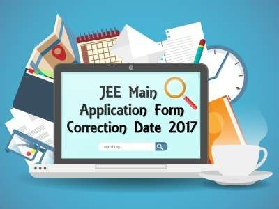 JEE Main 2017 Application Correction Dates Out