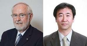 Takaaki Kajita and Arthur McDonald Win Nobel Prize for Physics