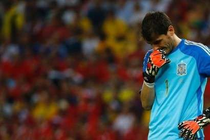 First Casualty of the World Cup: Spain Goes Crashing Out