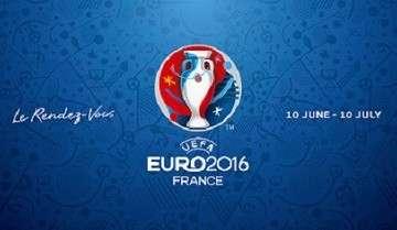 UEFA EURO 2016 Schedule