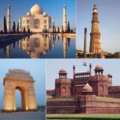Famous World Heritage Sites of India