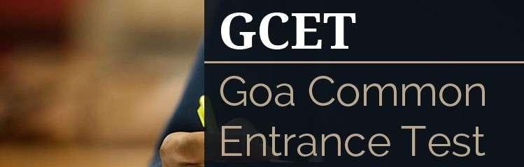GCET 2015: Important Dates
