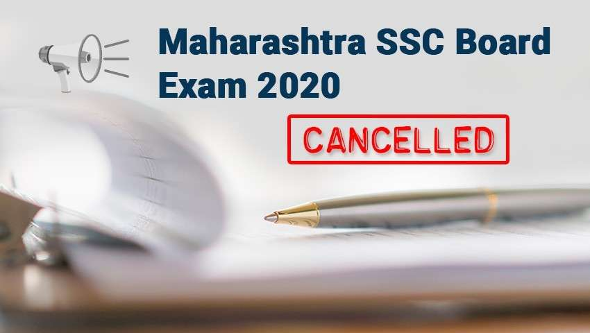 Maharashtra SSC Board Exam 2020 Cancelled