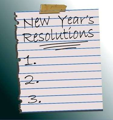 New Year Resolutions that Matter