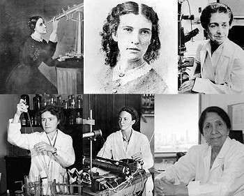 Top 6 women scientists in the world