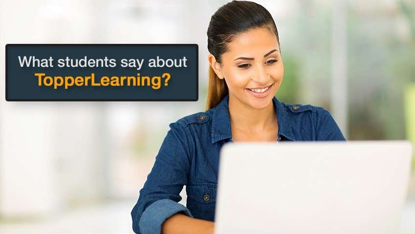 What students say about TopperLearning?