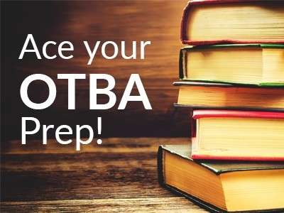 Study for OTBA: Develop your Higher Order Thinking Skills