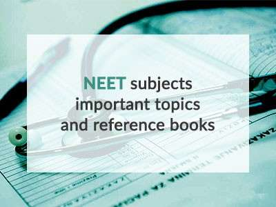 NEET Book Reference and Important Topics for Physics, Chemistry & Biology