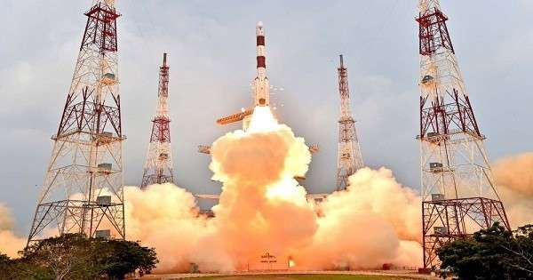 A Binocular View Of ISRO's Latest Mission - PSLV -C34