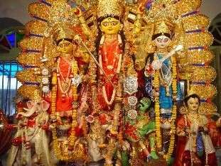 Environmental Impact of Durga Puja