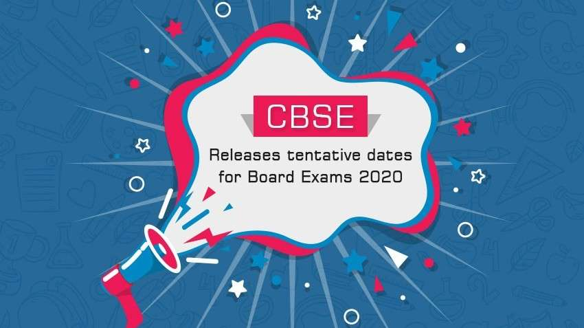 Board Exam Dates for CBSE Class 10 and 12 are out!