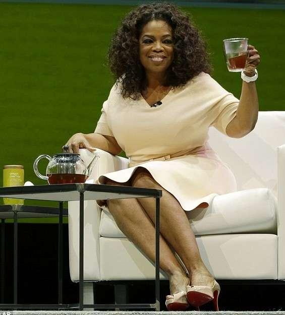 Here comes Oprah Chai!