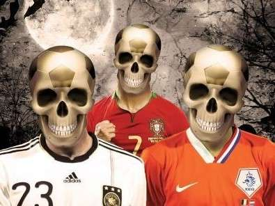 FIFA 2014 Group Of Death: Champions at Stake
