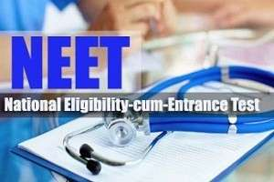 NEET-II online application process begins