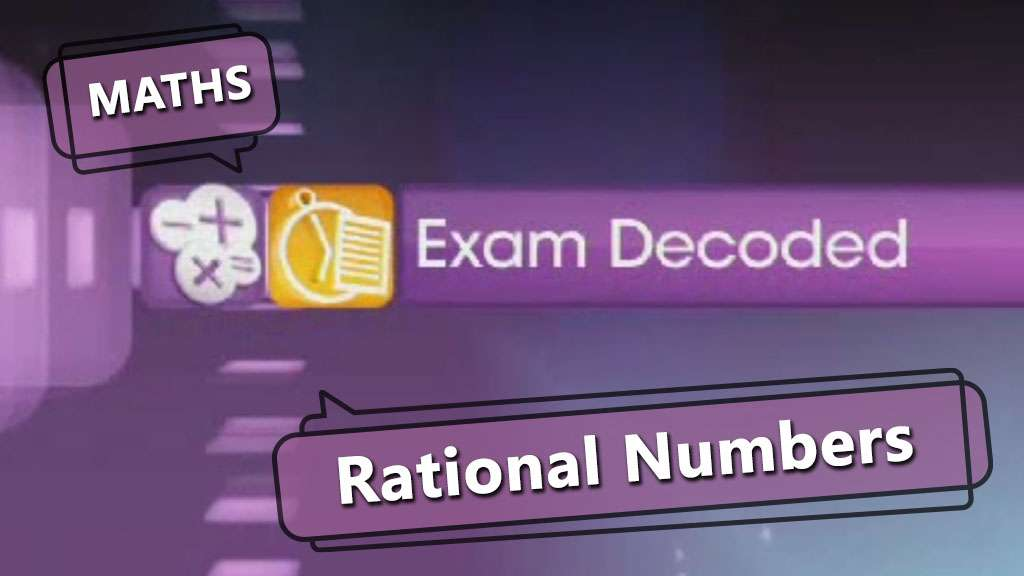Rational Numbers -