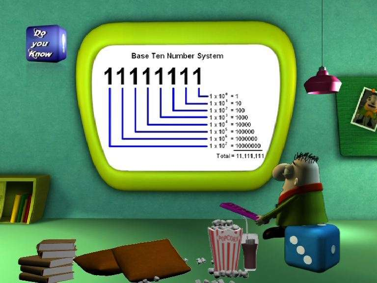 Comparing Numbers -